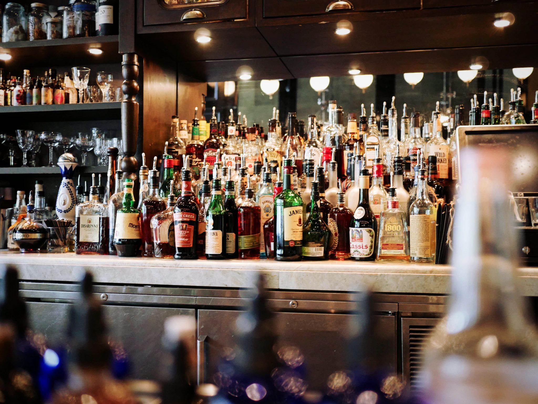 Domowy minibar część 2: Alkohol