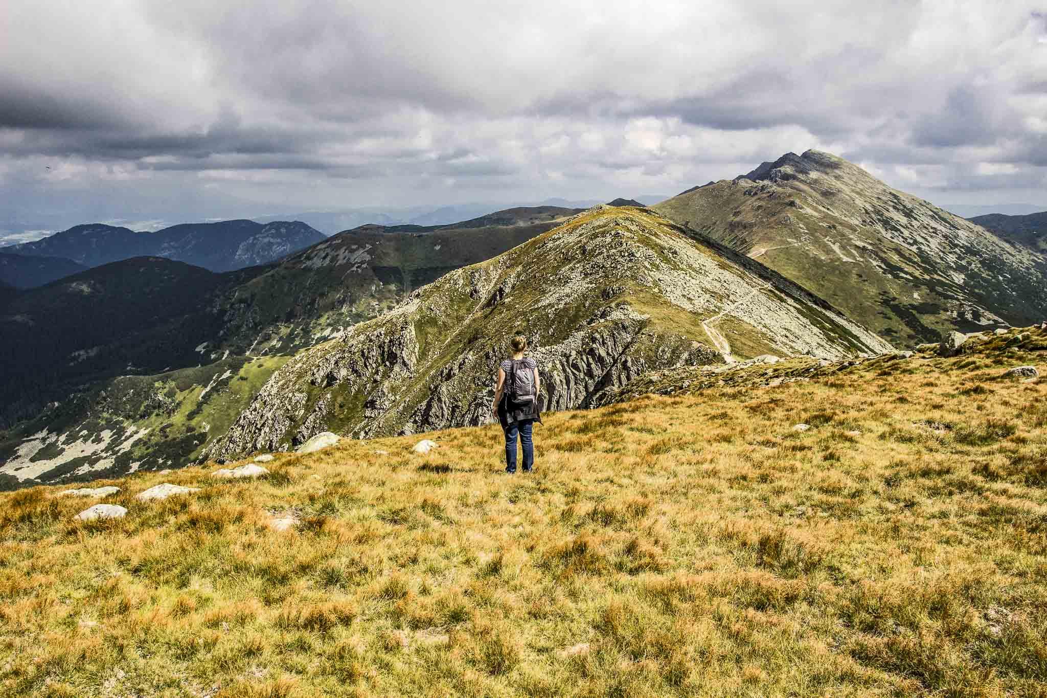 Dziumbier: prawie zabiliśmy się w Tatrach