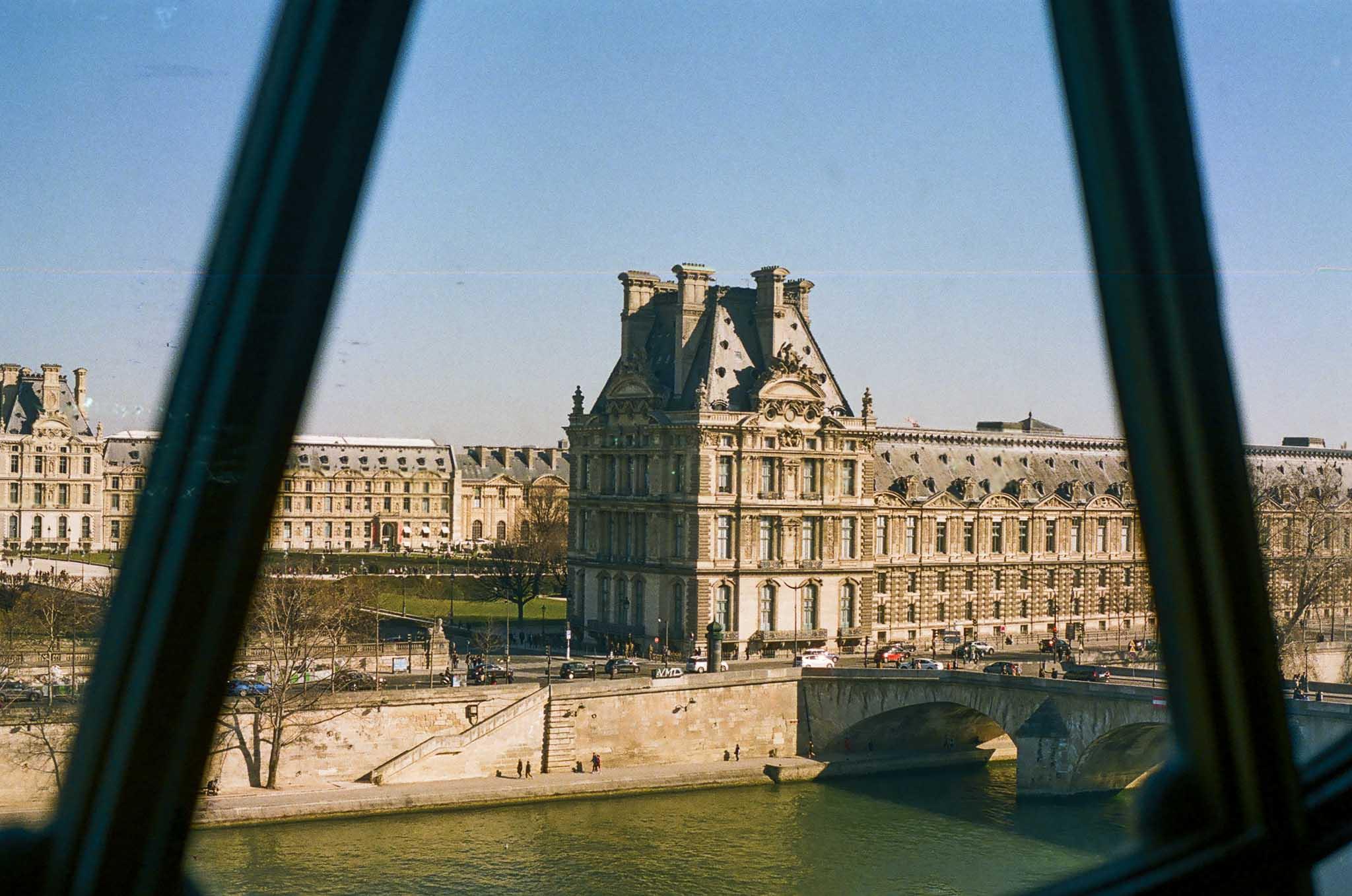 Paryż na weekend. Dzień 2: muzea, artyści, ser i bagietki
