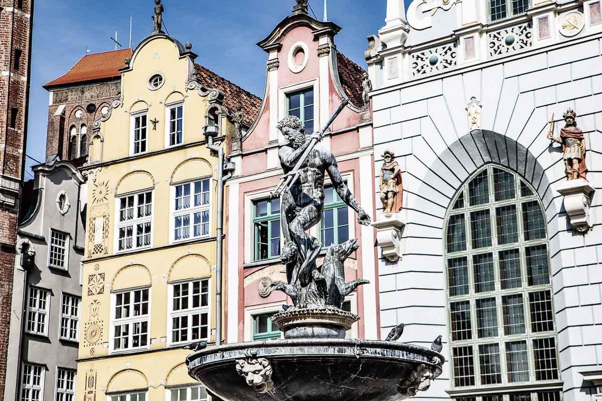 Gdańsk: Atrakcje od Neptuna po Memlinga i Wałęsę [Polska na Weekend]