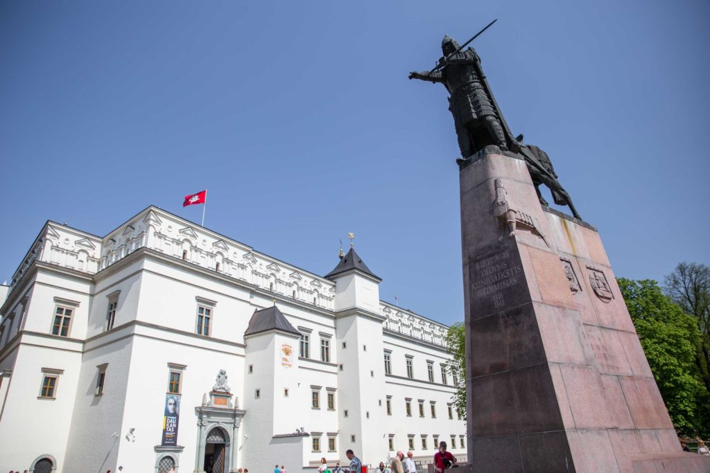 Litwa Łotwa Estonia