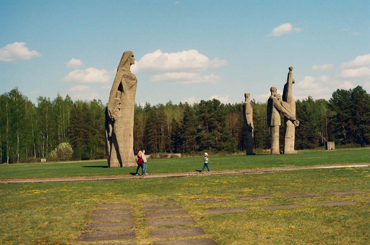 Salaspils: Ziemia, która płacze krwią