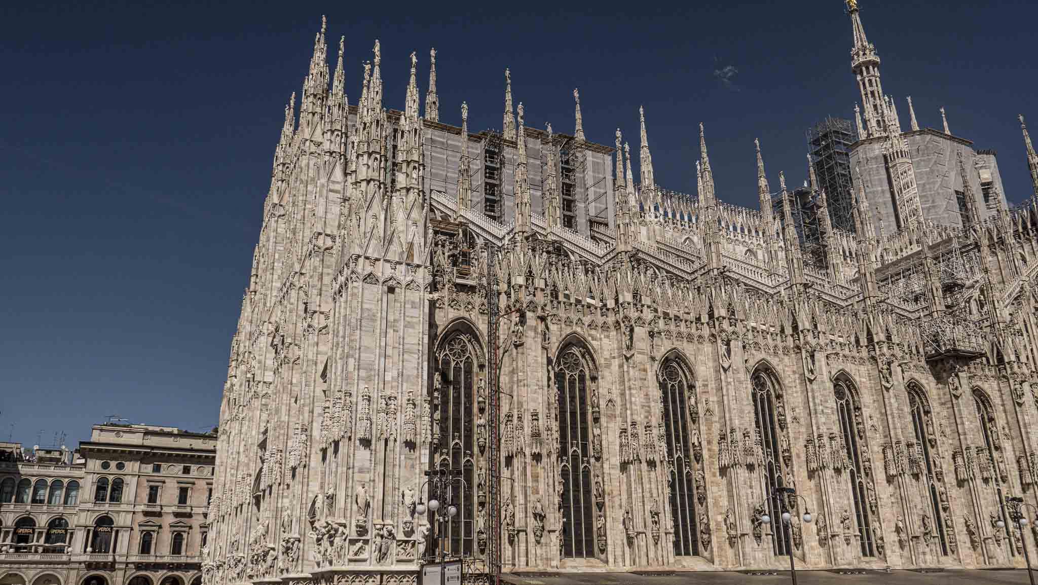 Katedra w Mediolanie. Wszystko o Il Duomo