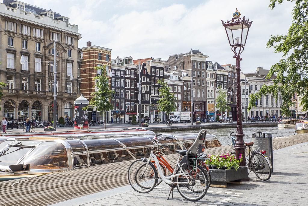 Amsterdam atrakcje