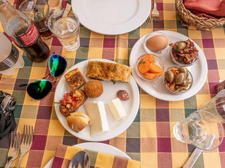 Co zjeść w Palermo