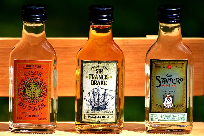 jak pić rum