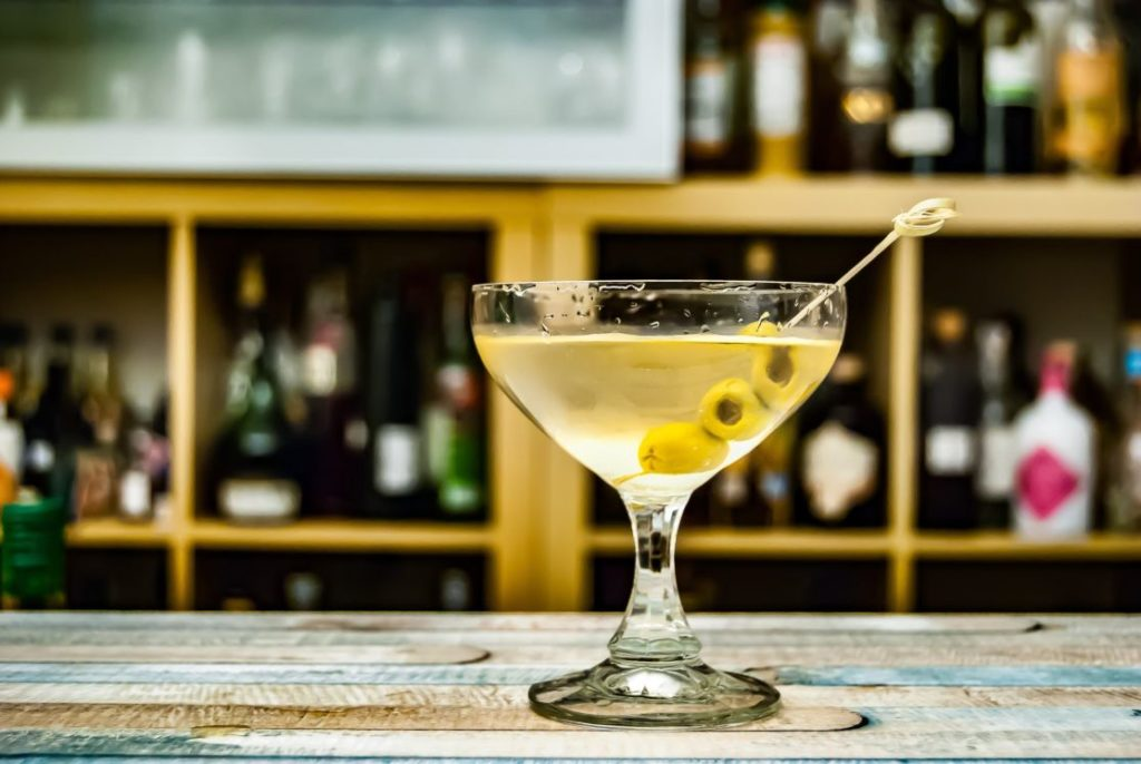 Jak pić Martini?