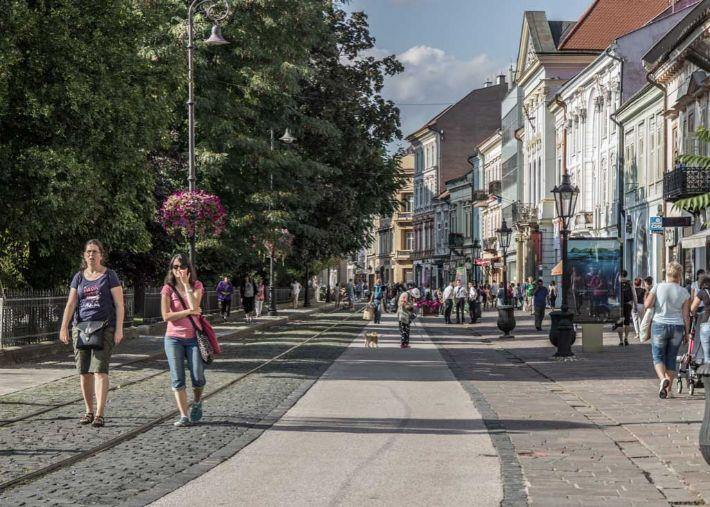 Weekend majowy na Słowacji