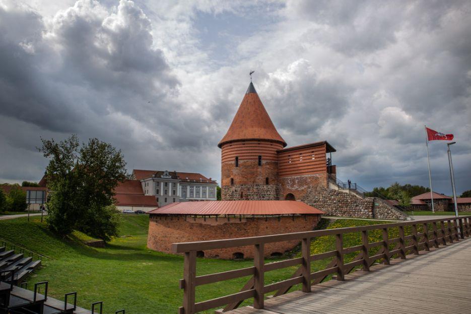 Kowno zamek
