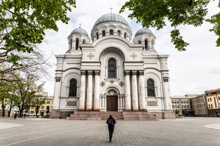 Kościół św. Michała Archanioła w Kownie
