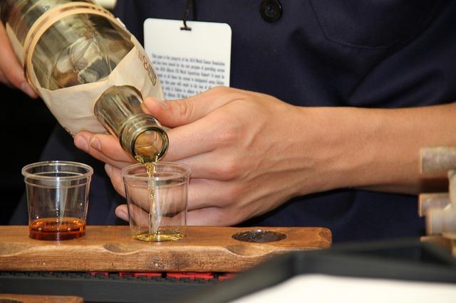 Bourbon a whiskey amerykańska