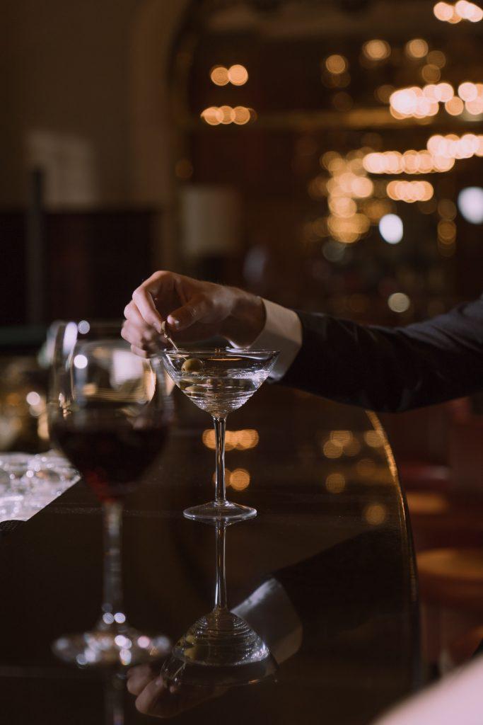 Martini z tonikiem