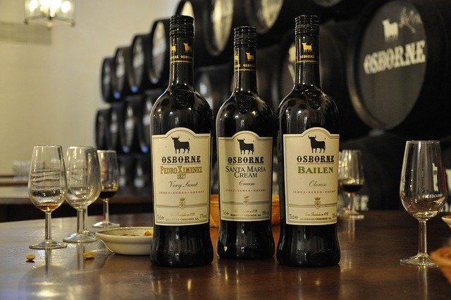 Słodkie dobre wino? Sherry