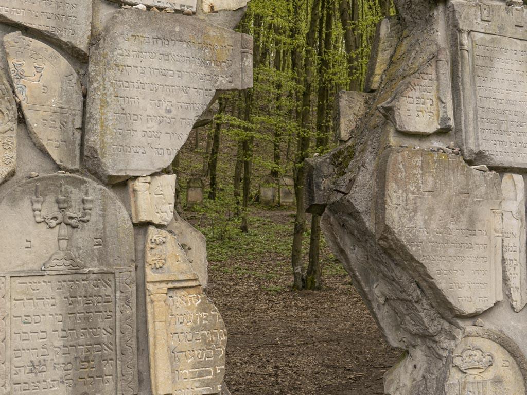 Ściana płaczu / co warto zobaczyć w Kazimierzu Dolnym?